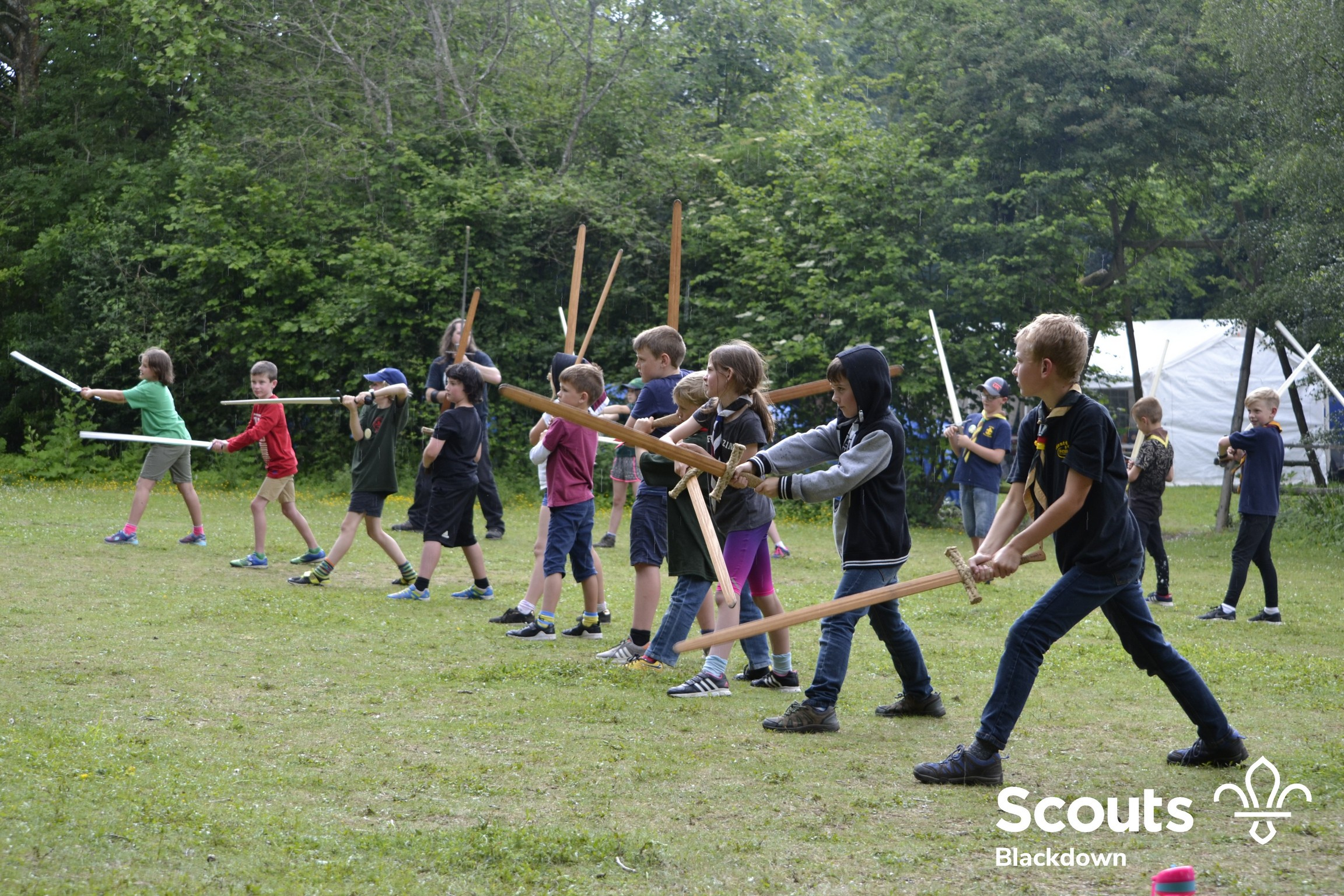 District Cub Camp – 2018