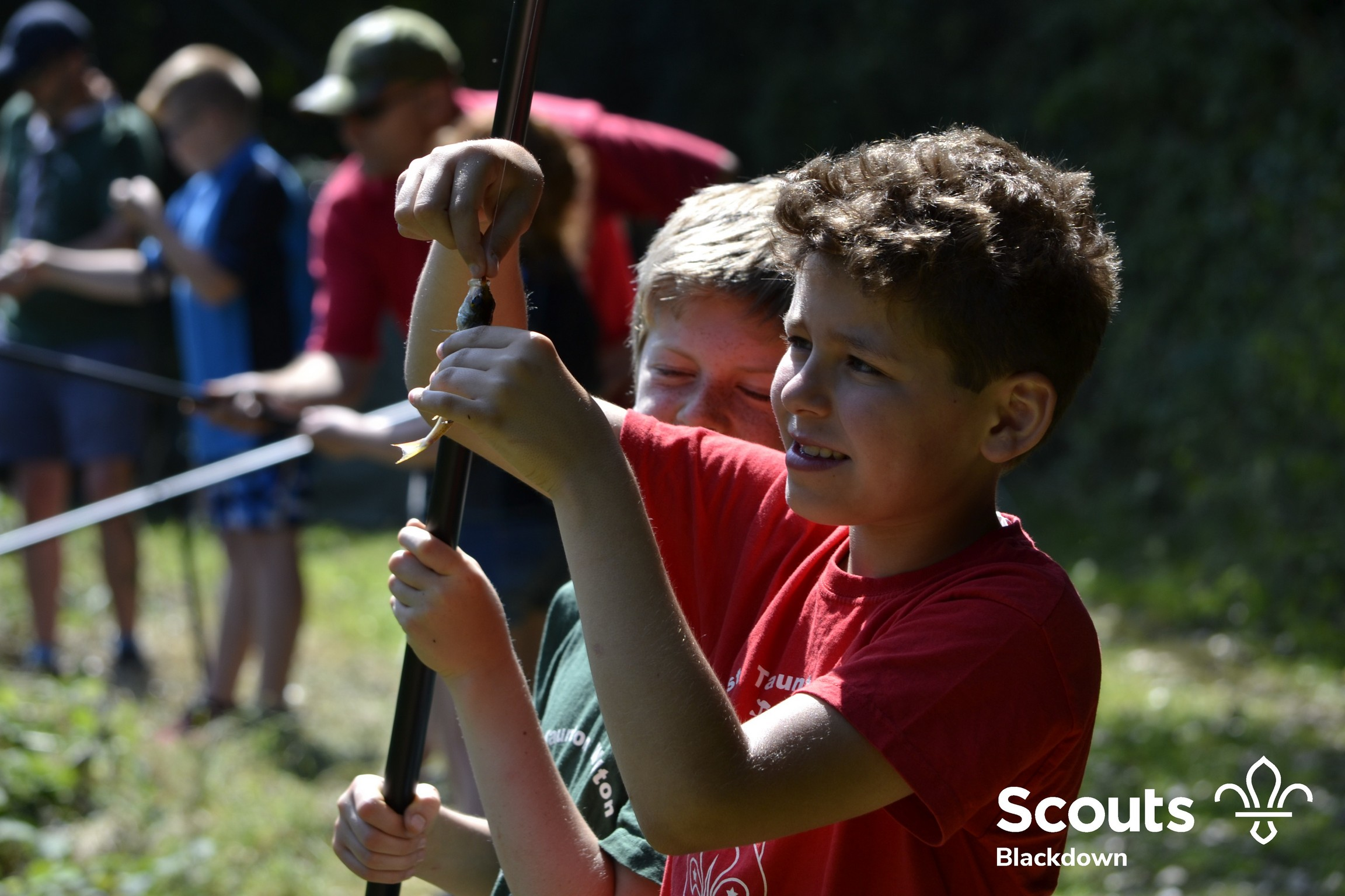 Scout Activity Camp – 2018