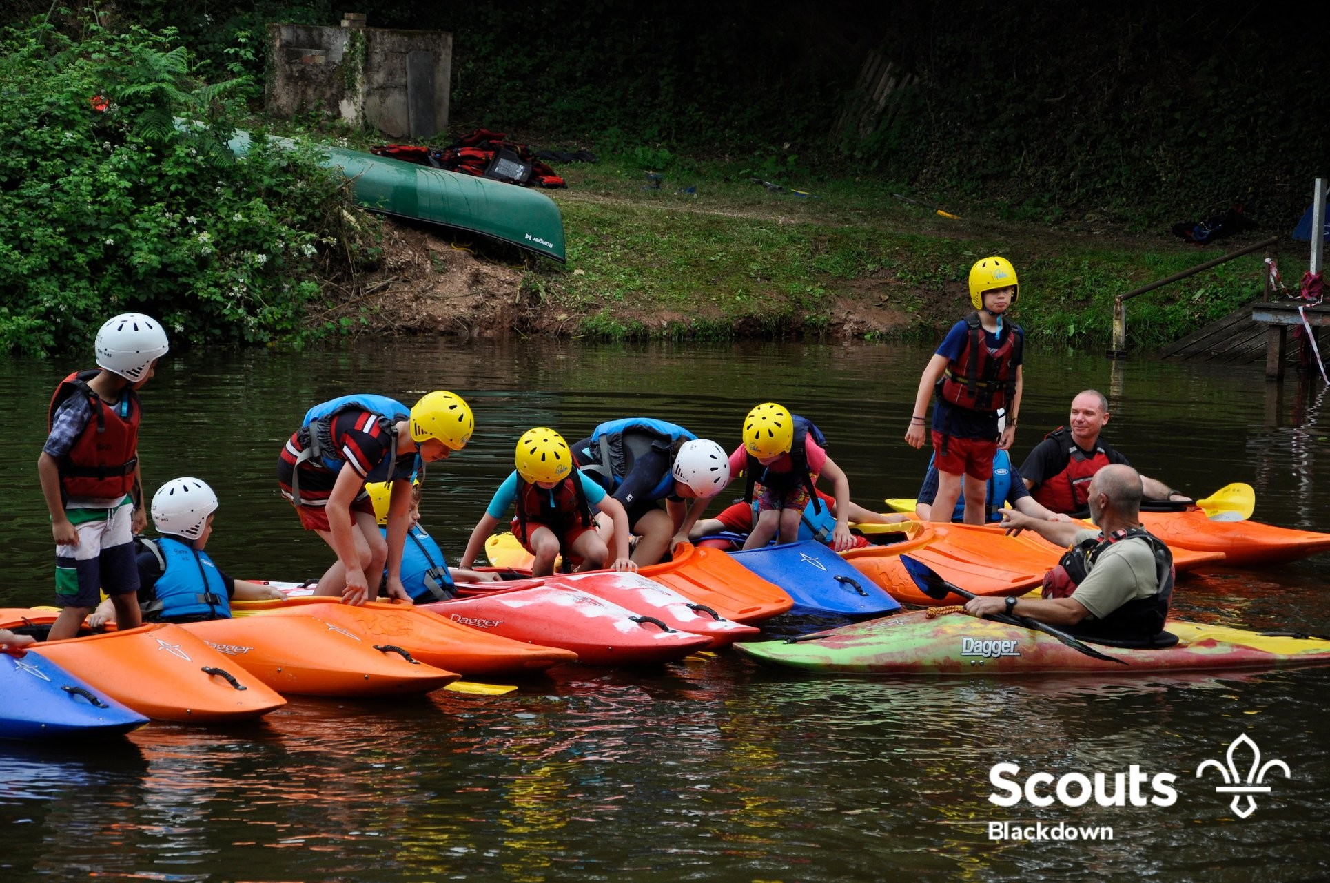 Scout Activity Camp – 2019